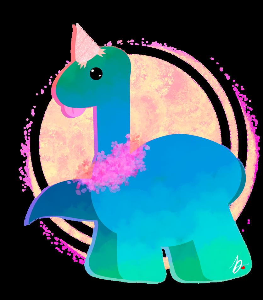 Dinocorn? by fufufucheetah