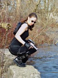 Tomb Raider Movie Look by trowastorm