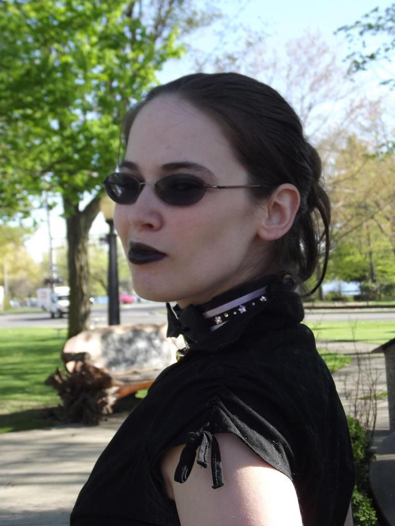 New Goth Look by trowastorm