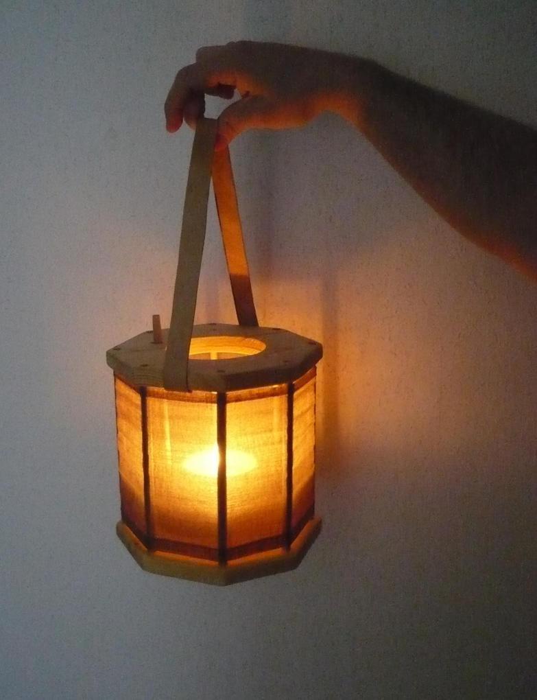 Средневековый фонарь своими руками 23