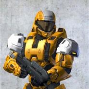 my halo 3 armor by dark-poppit
