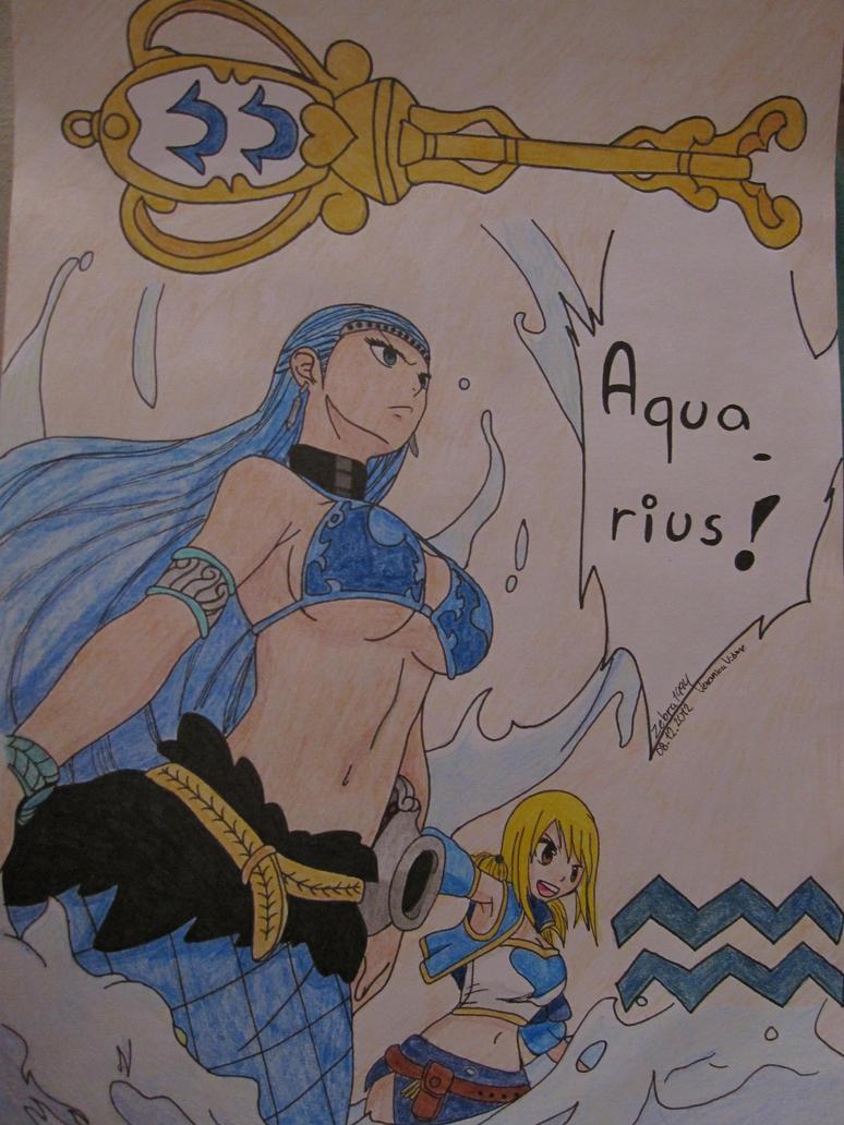 Aqarius ! by Vero-desu