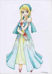 Oh fair maiden by Vero-desu