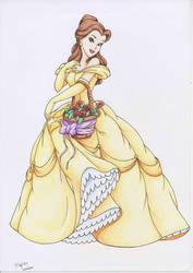 Belle~ by Vero-desu