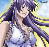 Athena / Sasha by Huramechi