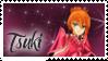 Tsuki stamp by Huramechi