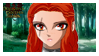 Aphrodite Dragons Dogma Stamp by Huramechi