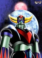 King of Space, Grendizer ! by Huramechi