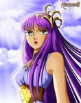 Athena / Saori Kido (Sanctuary Ver.) IV