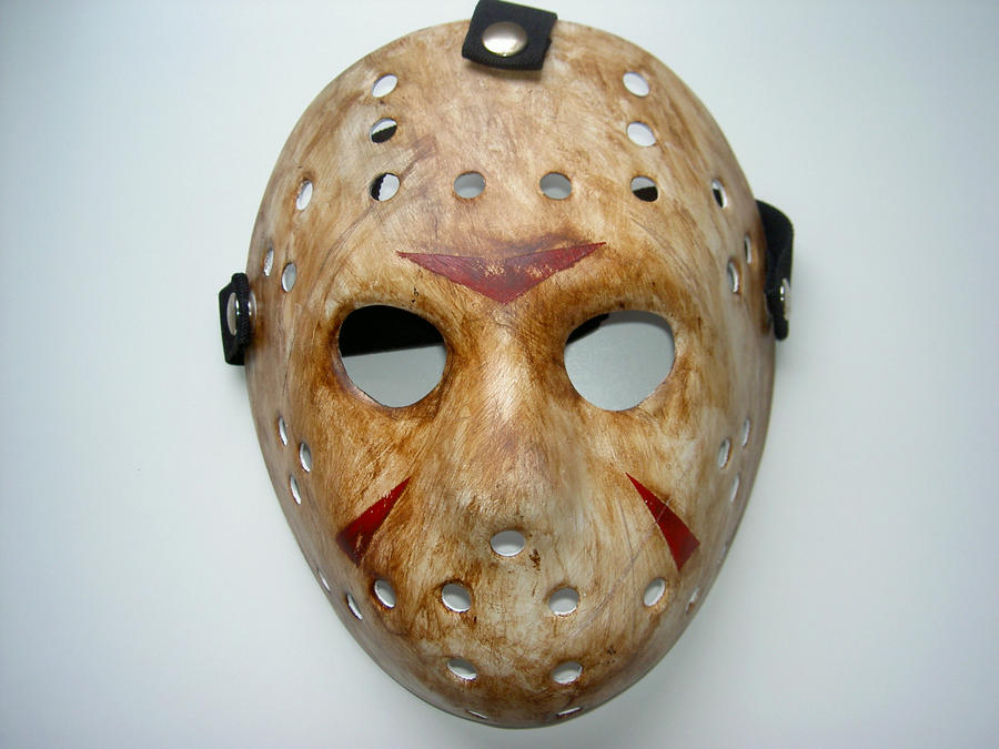 The gallery for --> Friday The 13th Jason Mask Vector