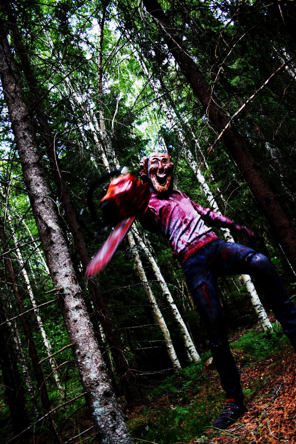 Insane forest (Sawrunner cosplay) by GTAtomten on DeviantArt