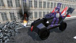Bonnie's Guitar Battle Car [GMod]