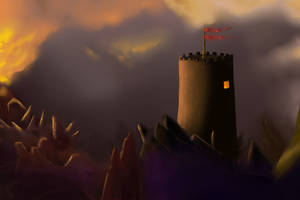 emberstone keep by AngelicMoonSushi