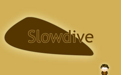 Slowdive tribute wallpaper