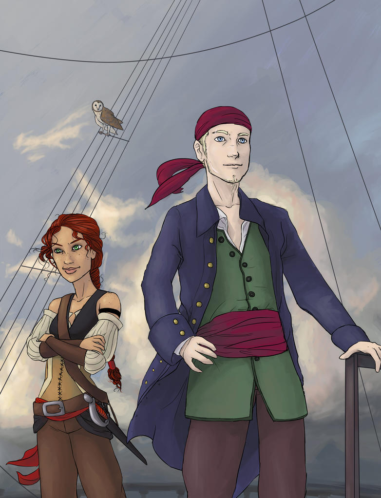 Norwegian Pirate by lilbluestem