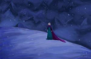 Kingdom of Isolation by LilBluestem