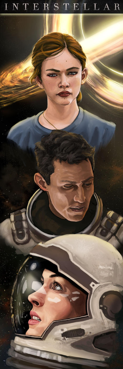 Interstellar by LilBluestem