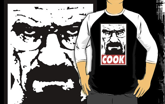 Cook - Breaking Bad by GutterJim