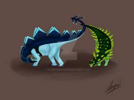 Jurassic Fist Bump