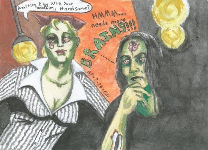 Zombie Breakfast 3
