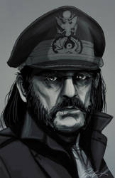 Lemmy by Harmaasusi