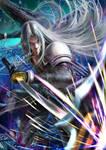 Commission : Sephiroth / FINAL FANTASY 7 REMAKE