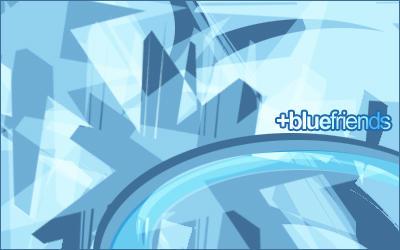 Blue Friends