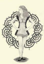 Irish dancer! :D