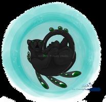Floaty bubbles by Bear-hybrid