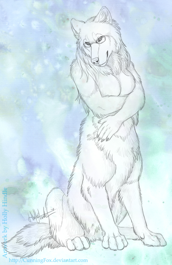 Angel Taur by CunningFox