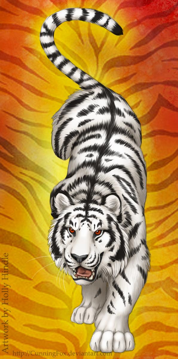 Eye of the tiger by Bear-hybrid