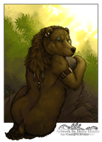 Longing for summer's touch by Bear-hybrid