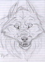 Van Helsing werewolf by Bear-hybrid