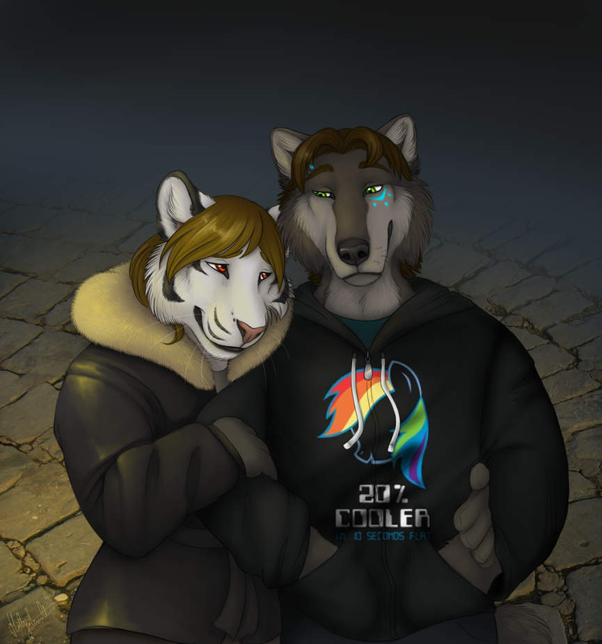 Switched roles by Bear-hybrid