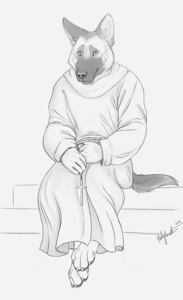 Friar Don by CunningFox