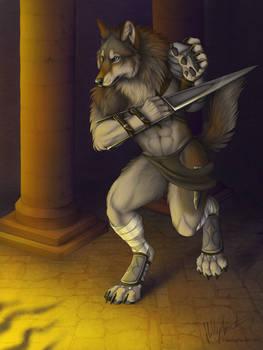 Lycanthrope Warrior