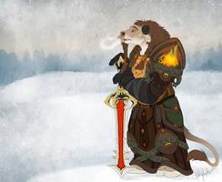Winter Frost by Bear-hybrid