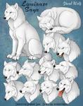 Luminare Saga - Ghoul wolf