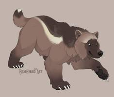 Wolverine Wuffburr