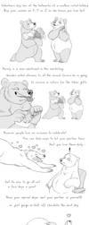 Valentine's bear by Bear-hybrid