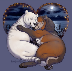 The warmth of you by Bear-hybrid