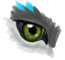 Wild Eye by CunningFox