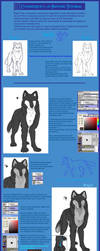 -:3D Painting Tutorial:- by Bear-hybrid