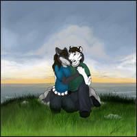 I love you by Bear-hybrid