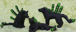 Podcat sculptures