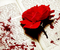 Blood Stained Words