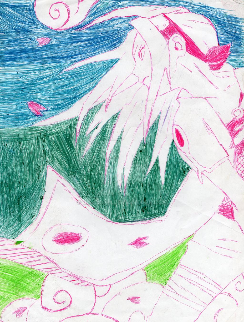 sakura by lil-crow