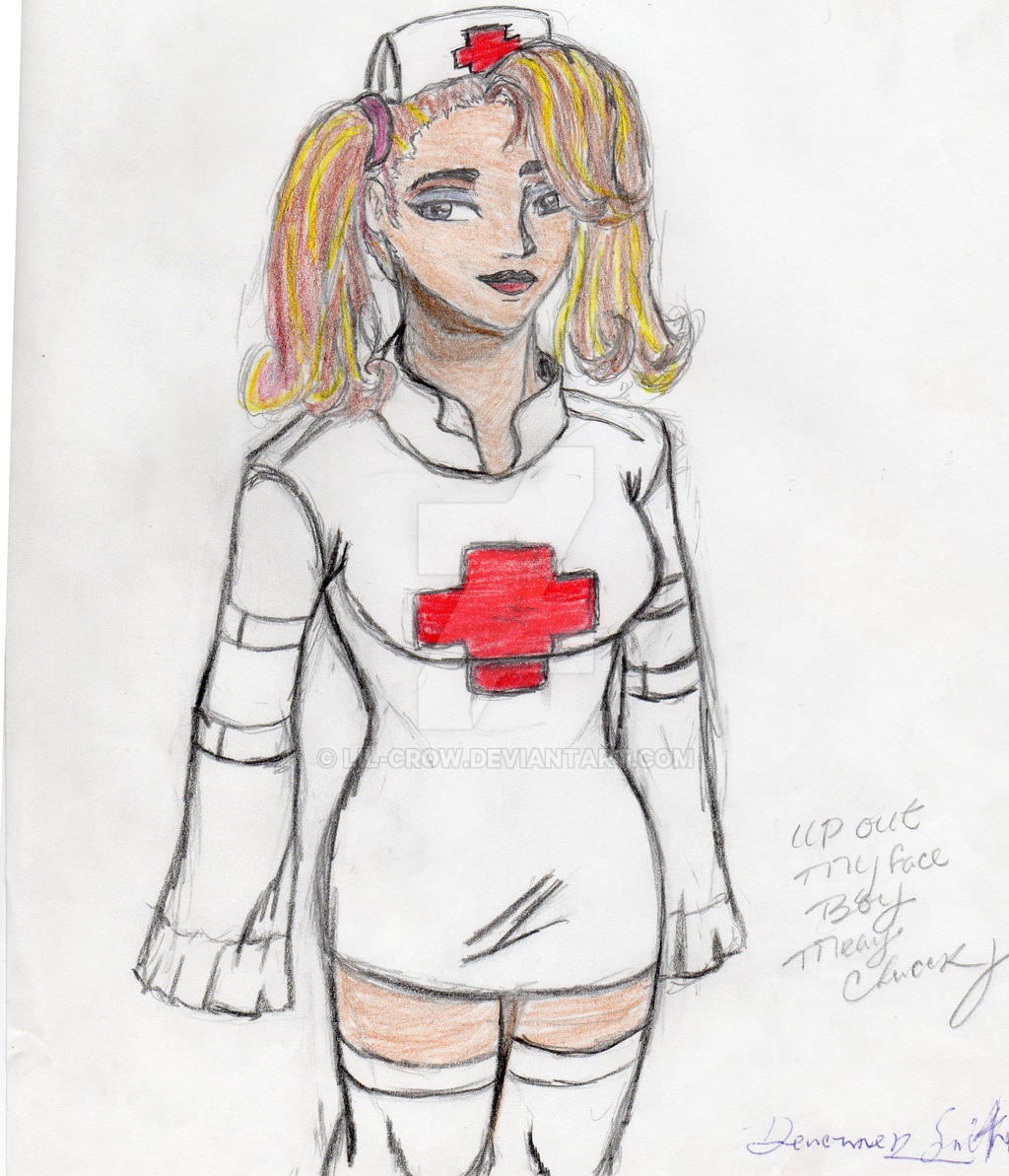 Nurse by lil-crow
