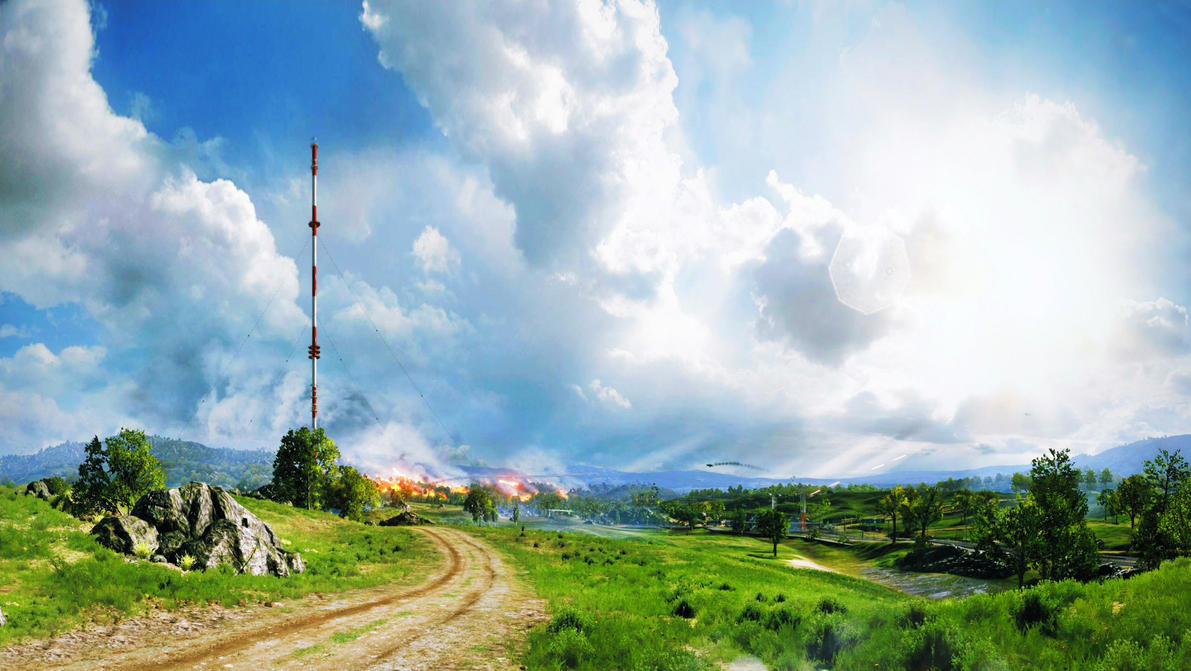 Caspian Border By Silentmb On DeviantArt