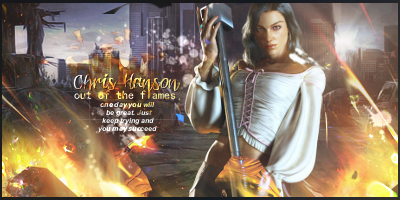random sigs of awesomo Out_of_the_flames___chris_hanson_by_xkeepher-d4uvtgh